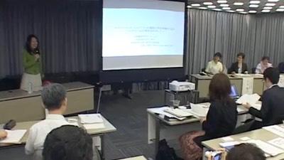 第1回 成果報告会(2013年05月31日)